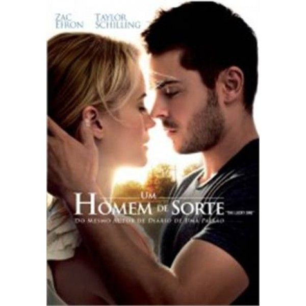 DVD Um Homem De Sorte